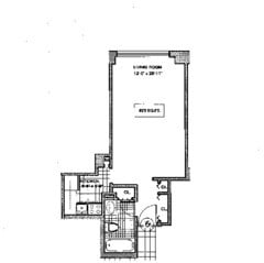 Studio, Turtle Bay Rental in NYC for $2,825 - Photo 2