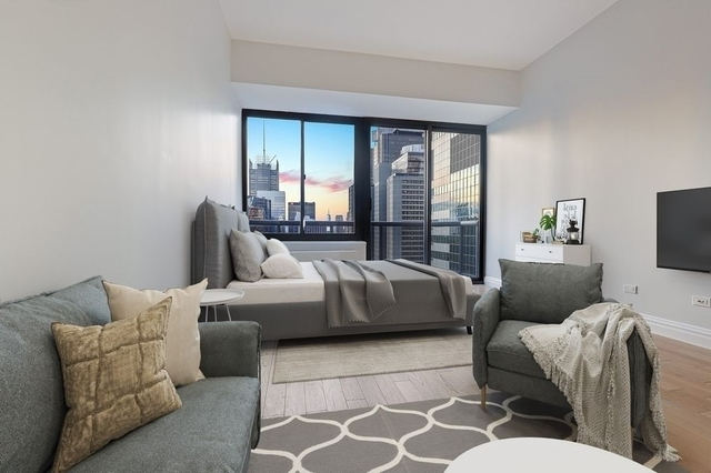 Studio, Theater District Rental in NYC for $2,990 - Photo 1