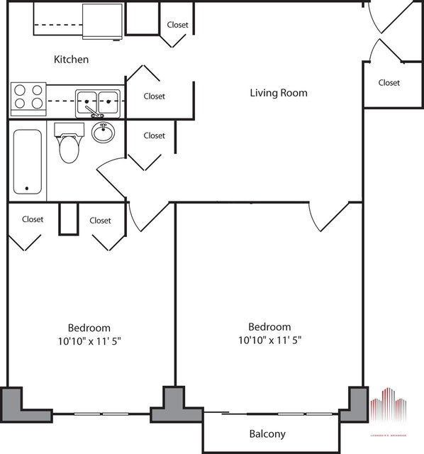2 Bedrooms, Yorkville Rental in NYC for $3,871 - Photo 2