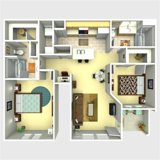 Pleasing Apartments For Rent In Starkville Ms Renthop Interior Design Ideas Clesiryabchikinfo
