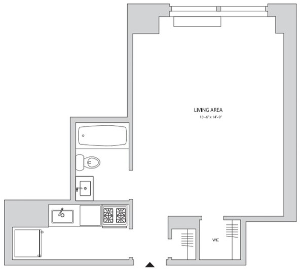 Studio, Yorkville Rental in NYC for $2,583 - Photo 2