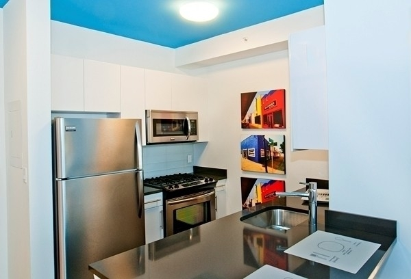 1 Bedroom, Hunters Point Rental in NYC for $3,630 - Photo 2
