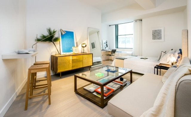 Studio, Financial District Rental in NYC for $2,666 - Photo 1