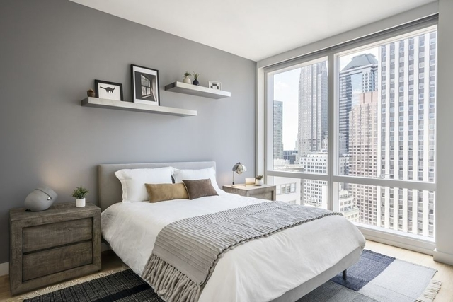 1 Bedroom, Financial District Rental in NYC for $4,846 - Photo 1