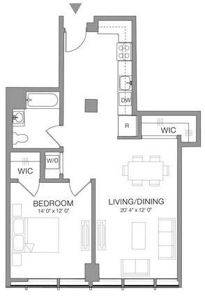 1 Bedroom, Rego Park Rental in NYC for $2,495 - Photo 2