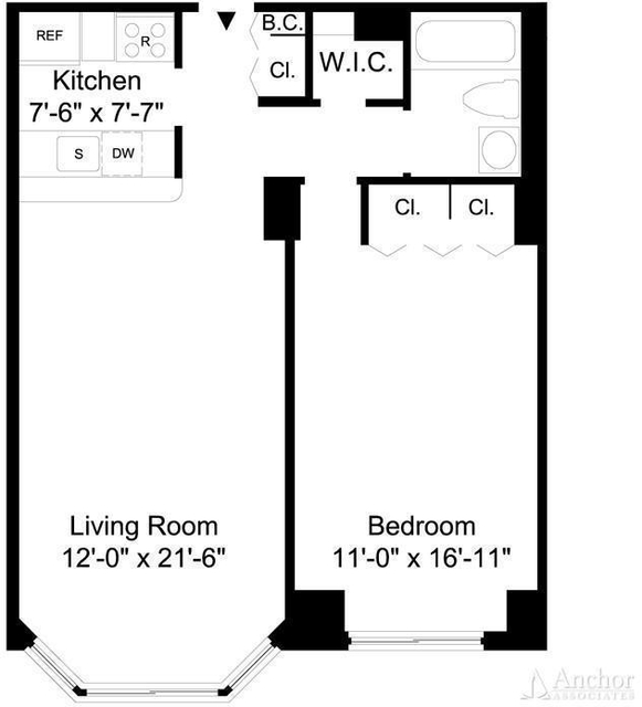 1 Bedroom, Yorkville Rental in NYC for $3,691 - Photo 2