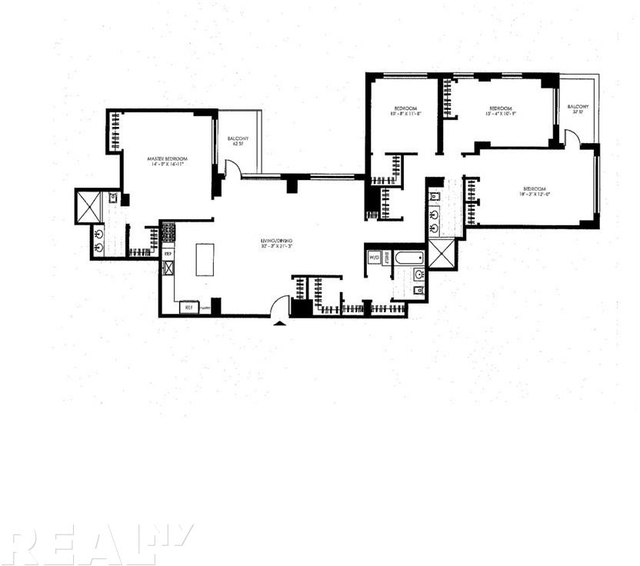 3 Bedrooms, Yorkville Rental in NYC for $11,954 - Photo 2