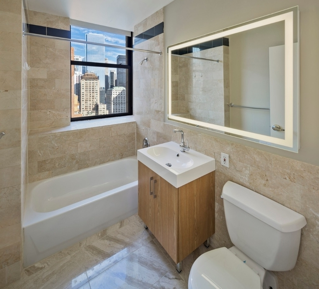 1 Bedroom, Financial District Rental in NYC for $5,750 - Photo 1