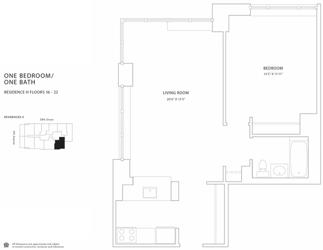 1 Bedroom, Murray Hill Rental in NYC for $4,095 - Photo 2