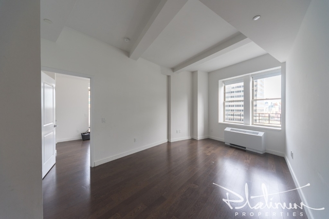 1 Bedroom, Financial District Rental in NYC for $2,813 - Photo 2