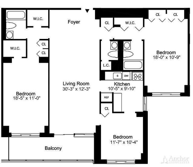 3 Bedrooms, Sutton Place Rental in NYC for $6,195 - Photo 2