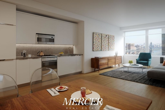 Studio, Financial District Rental in NYC for $3,577 - Photo 1