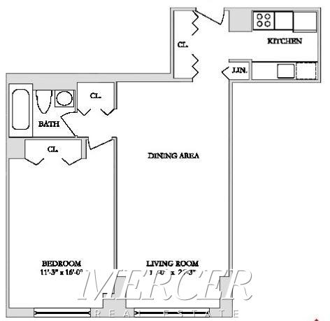 1 Bedroom, Yorkville Rental in NYC for $3,560 - Photo 2