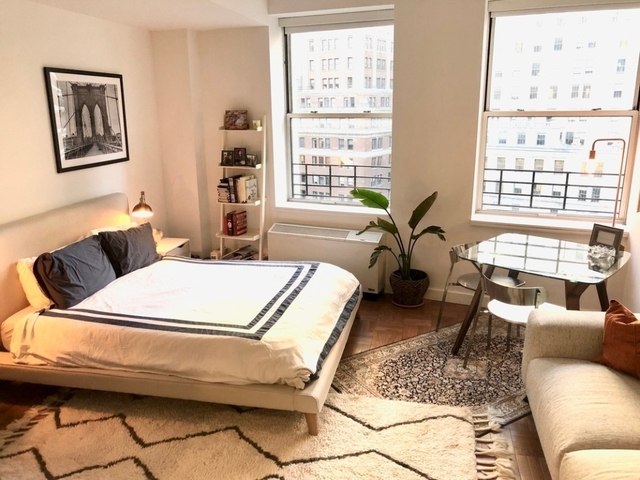 Studio, Financial District Rental in NYC for $1,823 - Photo 1