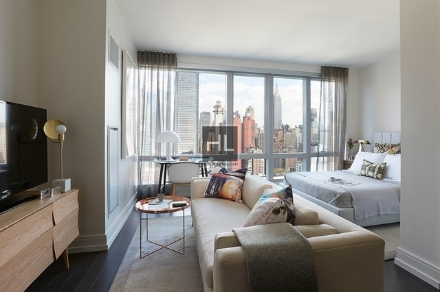 Studio, Hell's Kitchen Rental in NYC for $3,994 - Photo 1