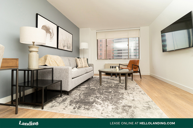 1 Bedroom, Financial District Rental in NYC for $5,544 - Photo 1