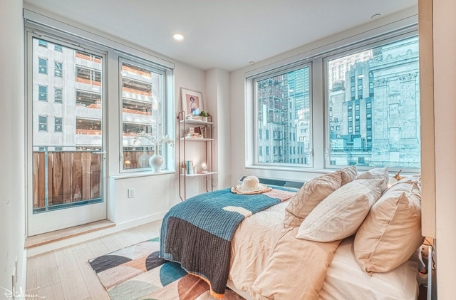 1 Bedroom, Financial District Rental in NYC for $4,767 - Photo 1