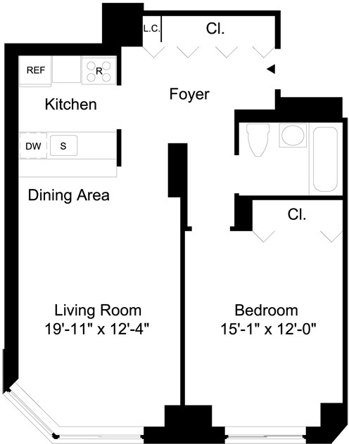 1 Bedroom, Upper East Side Rental in NYC for $3,329 - Photo 2