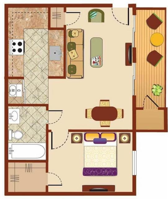 1 Bedroom, South Philadelphia West Rental in Philadelphia, PA for $1,370 - Photo 1