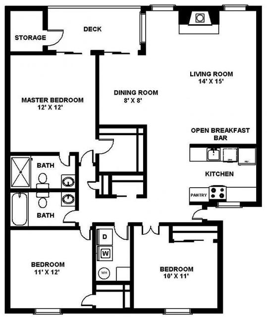 3 Bedrooms, Loma Vista Rental in Kansas City, MO-KS for $998 - Photo 1