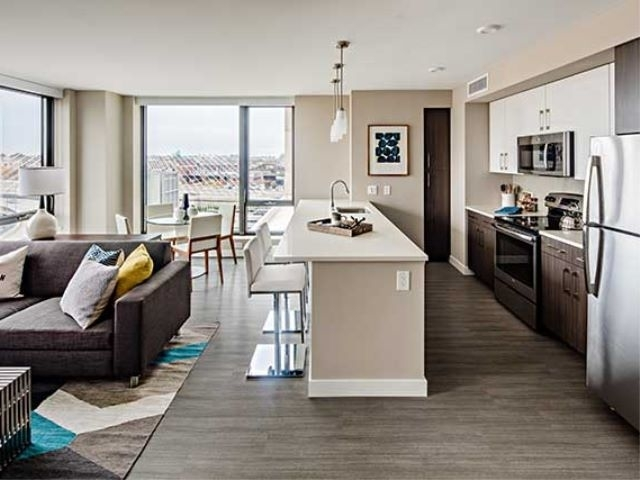 2 Bedrooms, Downtown Boston Rental in Boston, MA for $5,050 - Photo 2