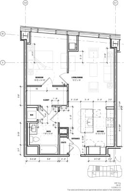 1 Bedroom, West Fens Rental in Boston, MA for $3,650 - Photo 2