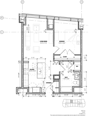 1 Bedroom, West Fens Rental in Boston, MA for $3,710 - Photo 2