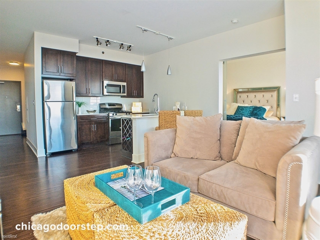 1 Bedroom, Goose Island Rental in Chicago, IL for $2,315 - Photo 1