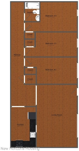 3 Bedrooms, Spruce Hill Rental in Philadelphia, PA for $2,075 - Photo 1