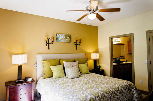1 Bedroom, Villas at West Oaks Rental in Houston for $890 - Photo 2