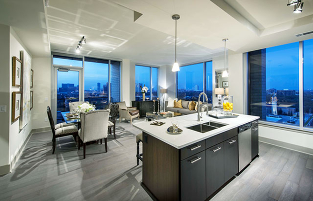 2 Bedrooms, Uptown-Galleria Rental in Houston for $3,405 - Photo 1