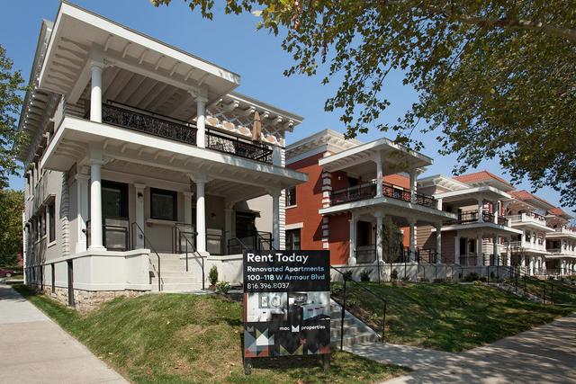 3 Bedrooms, Broadway Gillham Rental in Kansas City, MO-KS for $1,685 - Photo 1
