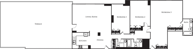 3 Bedrooms, Mission Hill Rental in Boston, MA for $4,955 - Photo 2