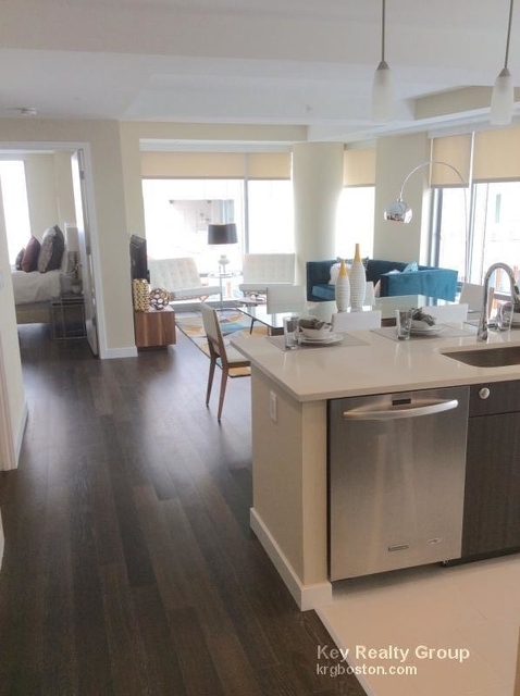 2 Bedrooms, Prudential - St. Botolph Rental in Boston, MA for $7,635 - Photo 2