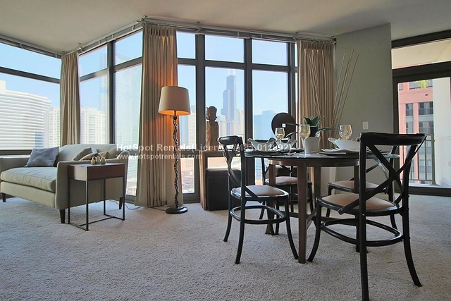 2 Bedrooms, Fulton River District Rental in Chicago, IL for $3,200 - Photo 2