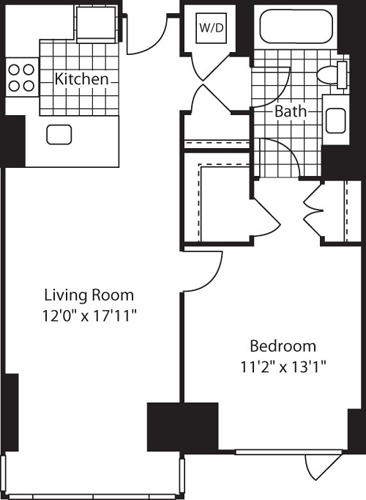 1 Bedroom, Kendall Square Rental in Boston, MA for $3,076 - Photo 1
