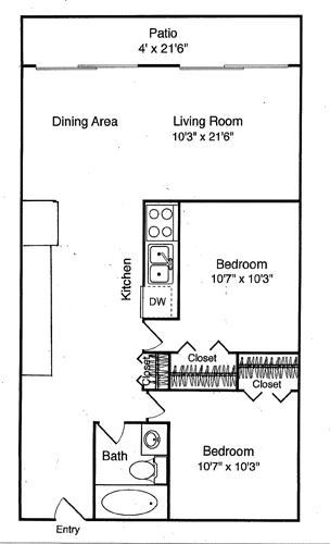 2 Bedrooms, Mid-Cambridge Rental in Boston, MA for $3,225 - Photo 1