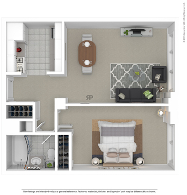 2 Bedrooms, Strawberry Hill Rental in Boston, MA for $2,467 - Photo 1