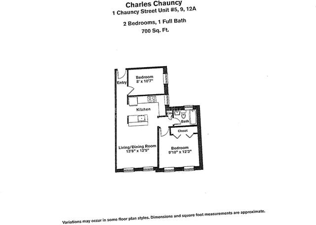 1 Bedroom, Neighborhood Nine Rental in Boston, MA for $3,125 - Photo 1