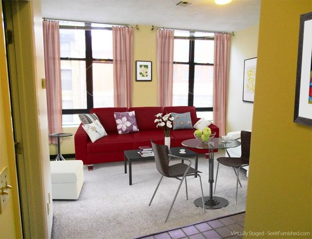 1 Bedroom, Chinatown - Leather District Rental in Boston, MA for $2,100 - Photo 1
