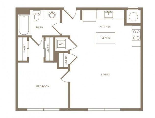 1 Bedroom, Downtown Sandy Springs Rental in Atlanta, GA for $1,475 - Photo 1