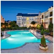 1 Bedroom, Hampton Hall Rental in Atlanta, GA for $1,090 - Photo 2