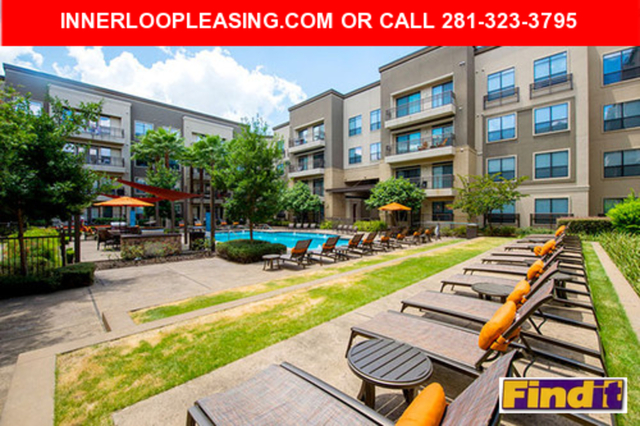 1 Bedroom, Greenway - Upper Kirby Rental in Houston for $1,164 - Photo 1