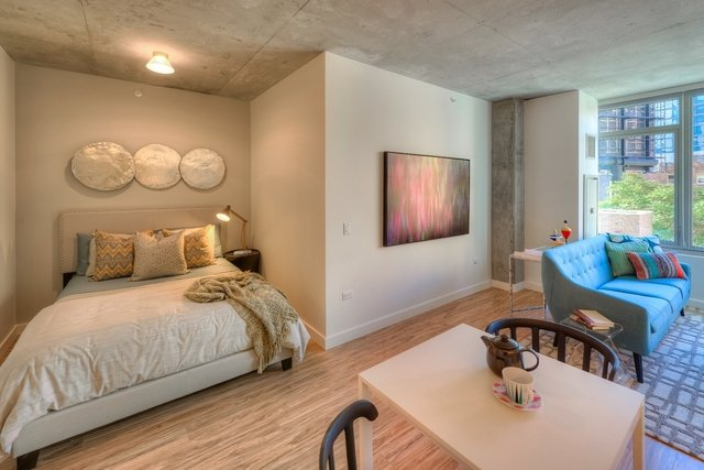 Studio, West Loop Rental in Chicago, IL for $2,006 - Photo 1