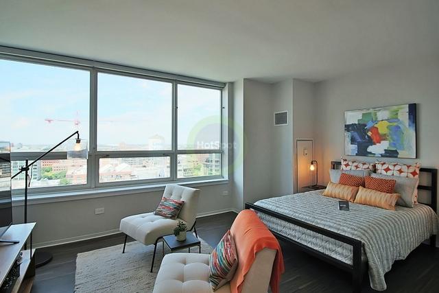 Studio, Greektown Rental in Chicago, IL for $1,811 - Photo 2