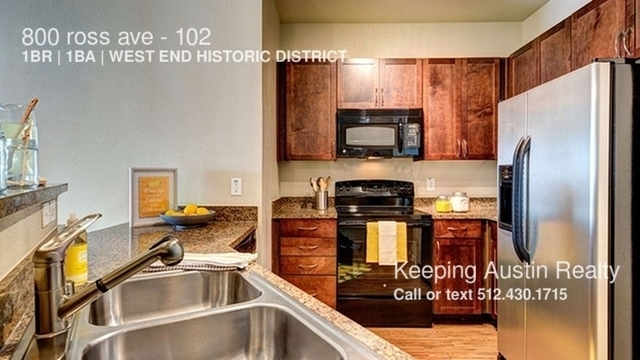 1 Bedroom, West End Historic District Rental in Dallas for $1,200 - Photo 1