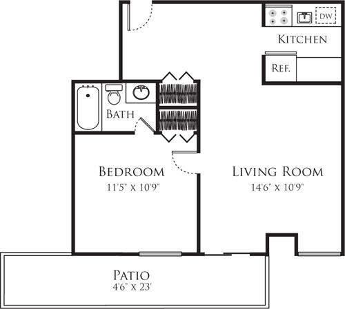 1 Bedroom, Mid-Cambridge Rental in Boston, MA for $2,515 - Photo 1