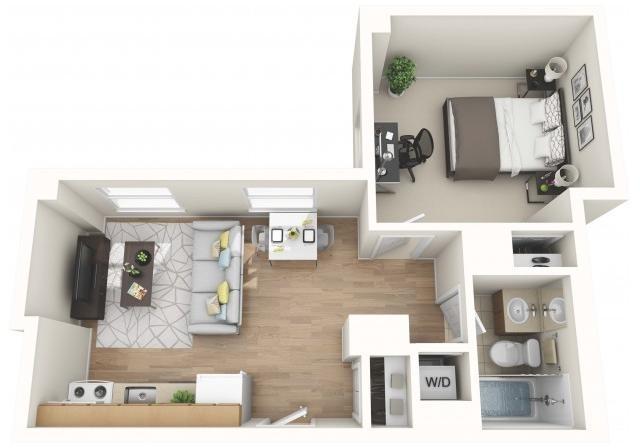 1 Bedroom, Center City East Rental in Philadelphia, PA for $1,483 - Photo 1