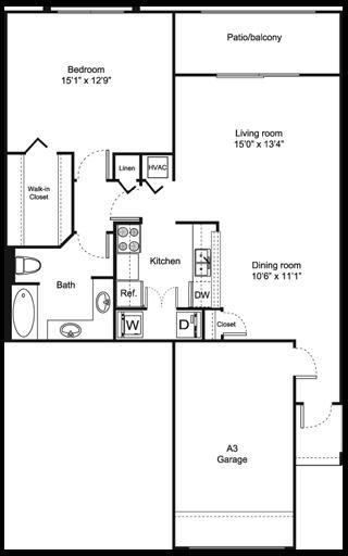 2 Bedrooms, Hacienda Riverfront Rental in Miami, FL for $1,574 - Photo 1