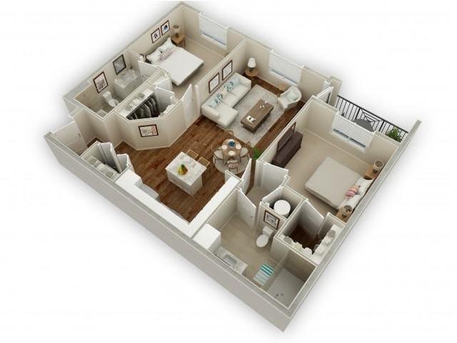 2 Bedrooms, Plantation Rental in Miami, FL for $1,905 - Photo 1